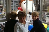 Macy's Thanksgiving Day Parade Viewing and Breakfast