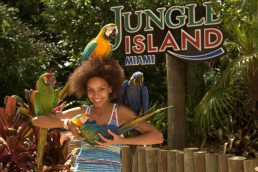 Jungle Island Admission Ticket