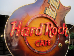 HARD ROCK CHICAGO-VIP PRIORITY SEATING (NO RESERVATION TIME NEEDED) ELECTRIC MENU