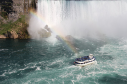 New York to Niagara Falls 2 Day Trip Rail & Air (181-NIA2-AR/A4U)