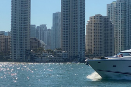 MIAMI: 90-Min South Beach Cruise Millionaire Homes Spanish & Hard Rock Cafe Meal