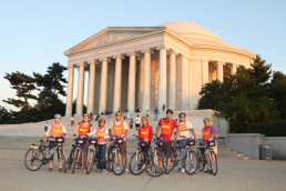 Monuments Tour by Bike/Day