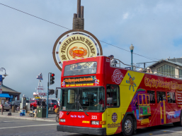 San Francisco FREESTYLE - incl. 2 Day Hop on Hop off & 5 Attractions