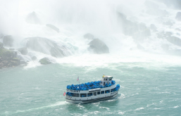 Maid of the Mist Plus Lunch at Tony Roma's