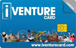 iVenture London 3 Ticket Card